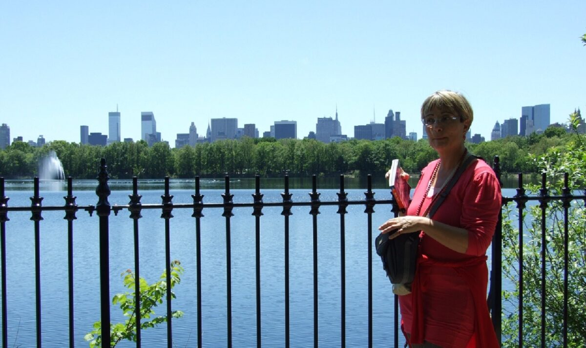 New York – Andare a  Central Park per immergermi nei films di Woody Allen