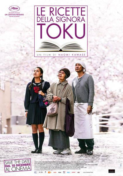 Le ricette della signora Toku