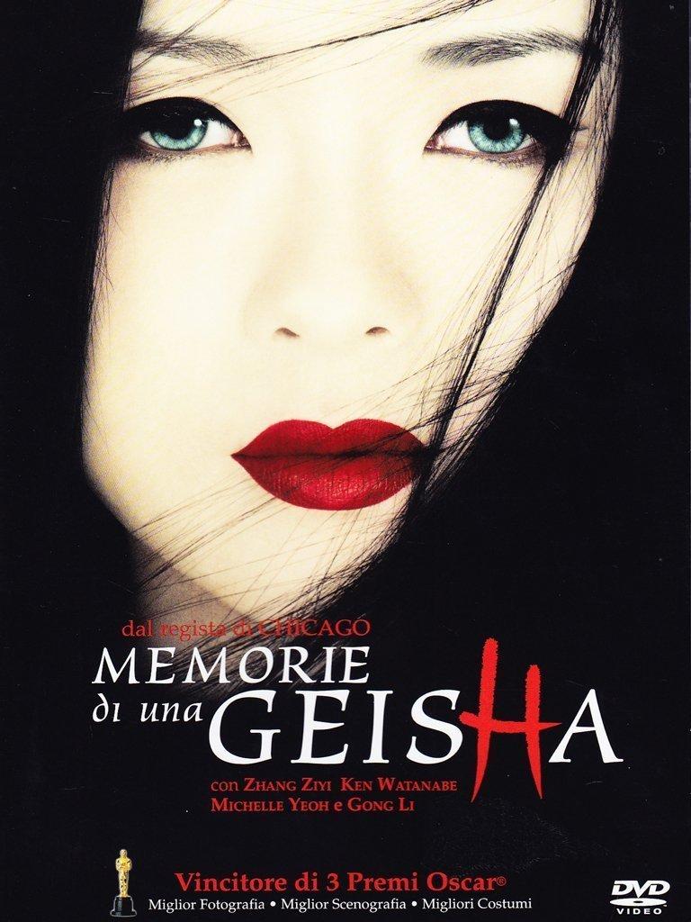 Memorie di una Gheisha