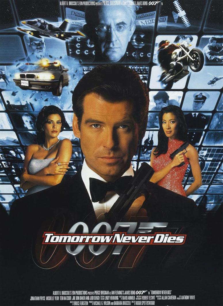 Il domani non muore mai