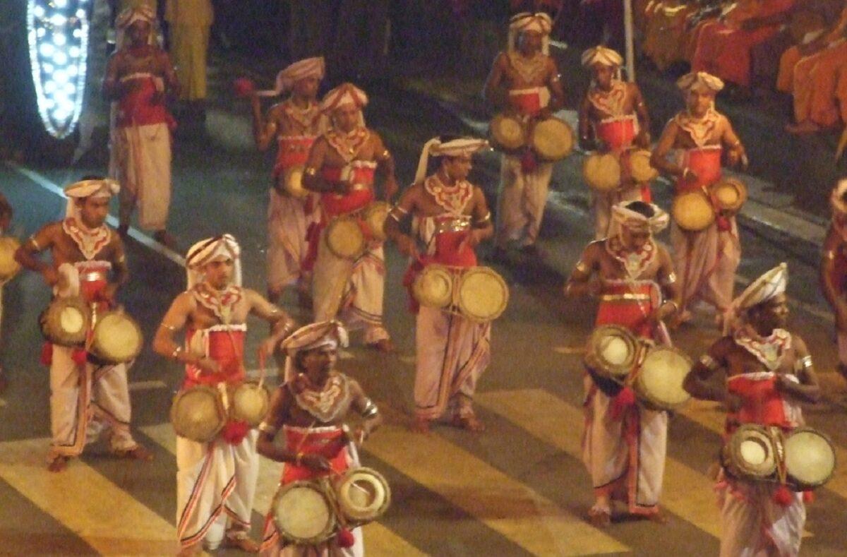 Sri Lanka – Esala Perahera di Kandy: una festa davvero spettacolare