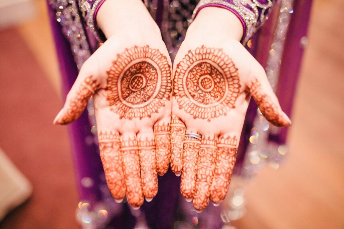 L'Henné e il rito del mehndi